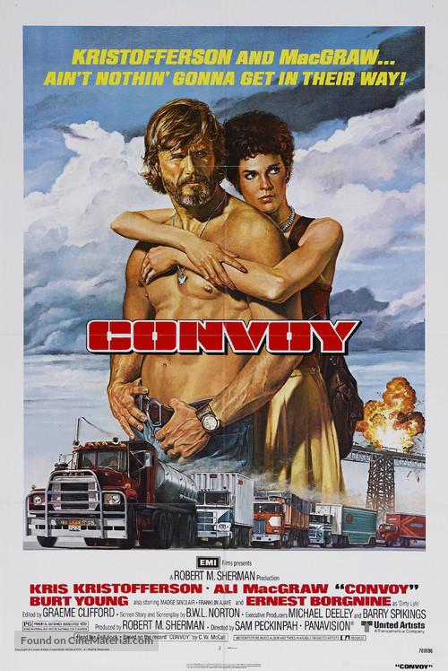 Convoy - Movie Poster