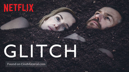 """Glitch"" - Movie Poster"