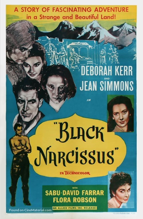 Black Narcissus - Movie Poster