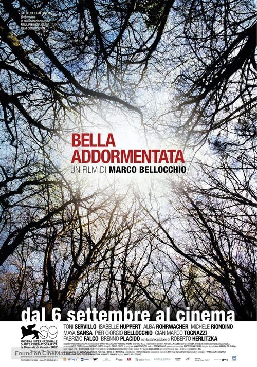 Bella addormentata - Italian Movie Poster