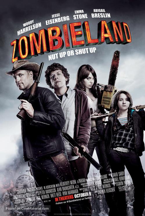 Zombieland - Movie Poster