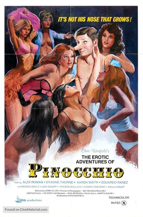 Pinocchio - Movie Poster