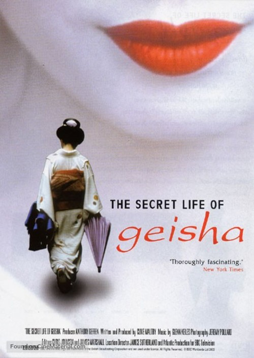 Bbc life as geisha regret