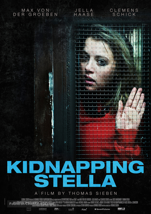 Kidnapping Stella - German Movie Poster