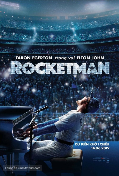 Rocketman - Vietnamese Movie Poster
