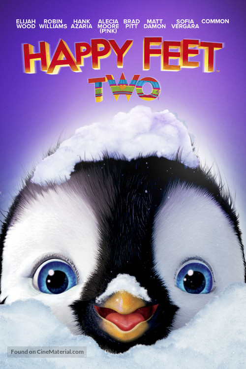 Happy Feet Two - Movie Cover