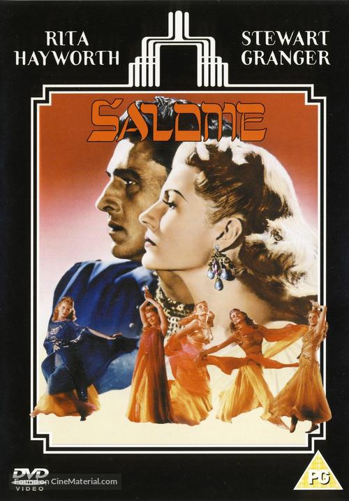Salome - British Movie Cover