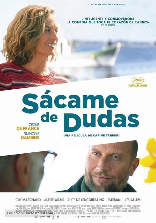 Ôtez-moi d'un doute - Spanish Movie Poster