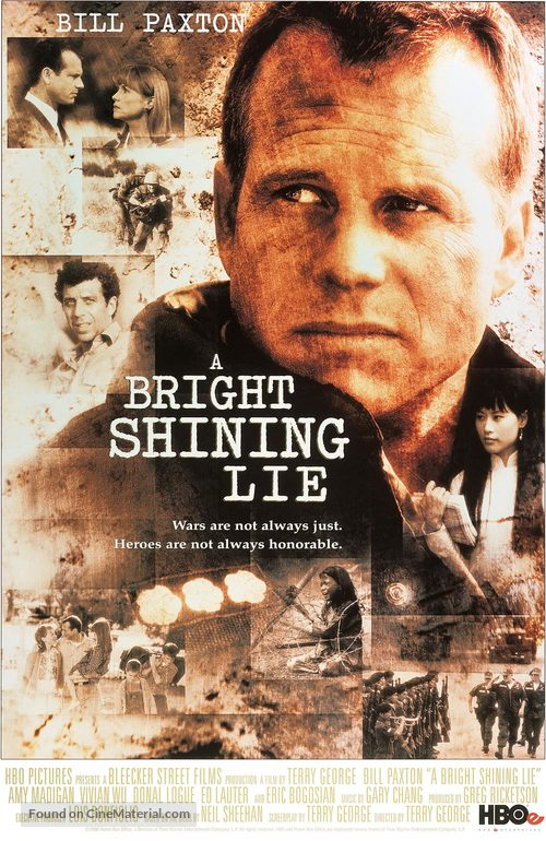 A Bright Shining Lie - poster