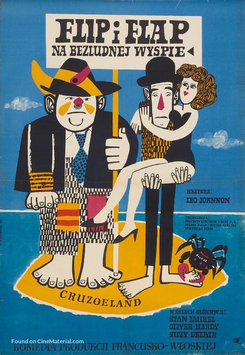 Atoll K - Polish Movie Poster