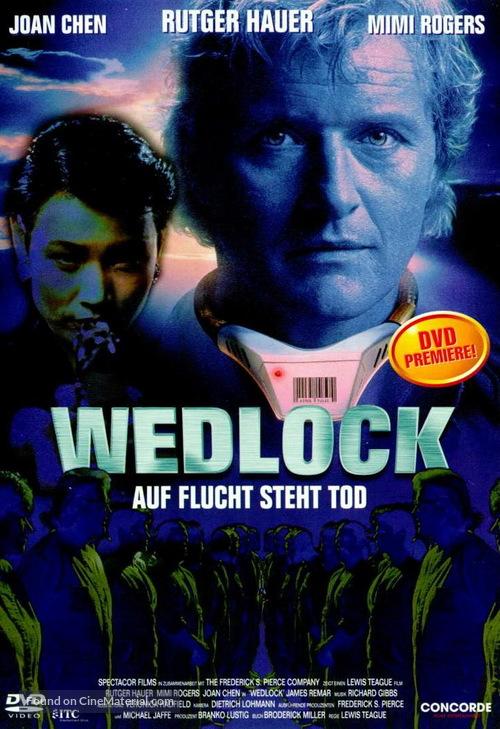 Wedlock - German Movie Cover