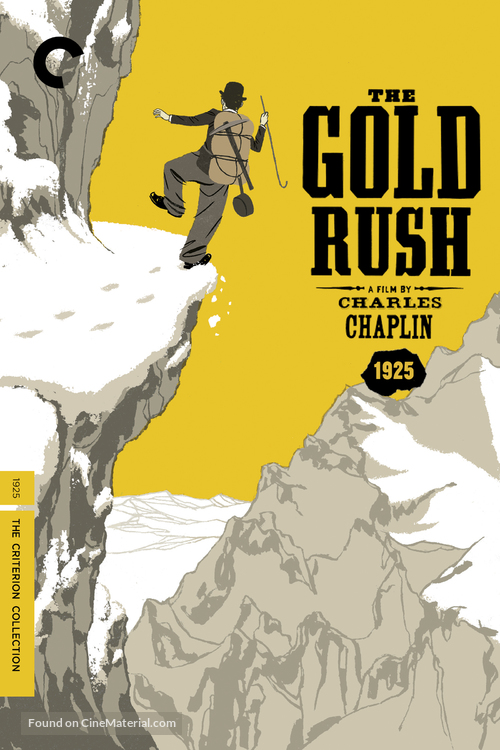 The Gold Rush - DVD cover
