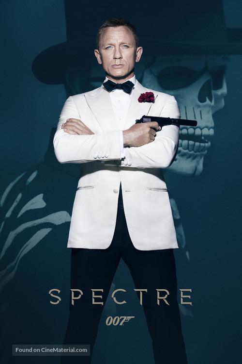 Spectre - Movie Cover