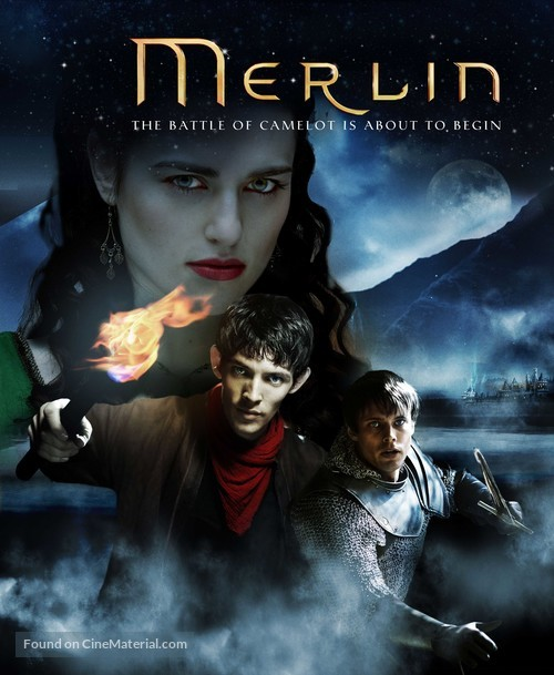 """Merlin"" - Movie Poster"