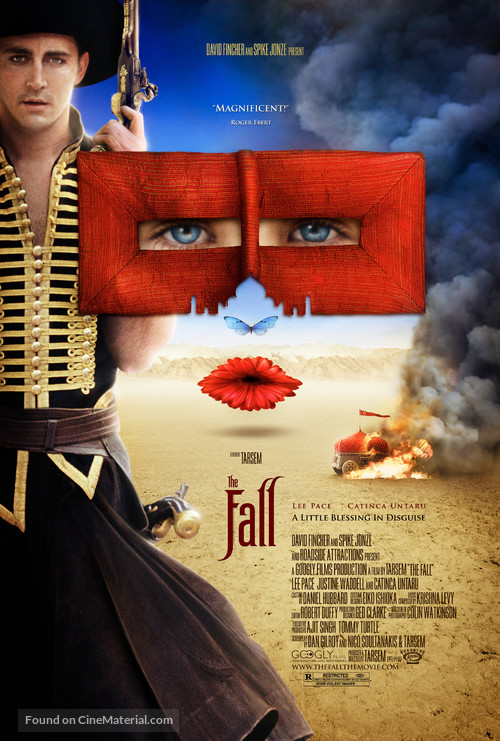 The Fall - Movie Poster