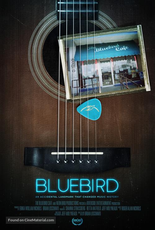 Bluebird - Movie Poster