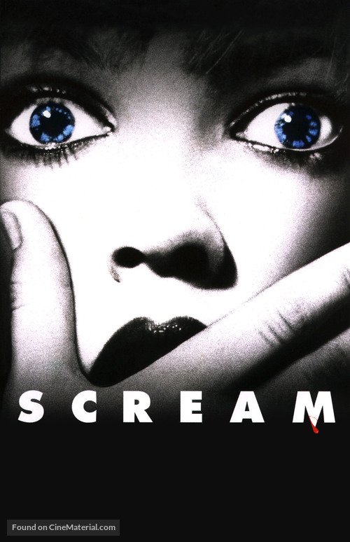 Scream - Movie Cover