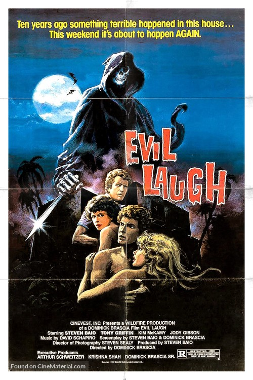 Evil Laugh - Movie Poster