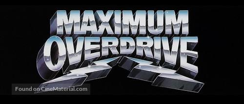 maximum overdrive full movie hd