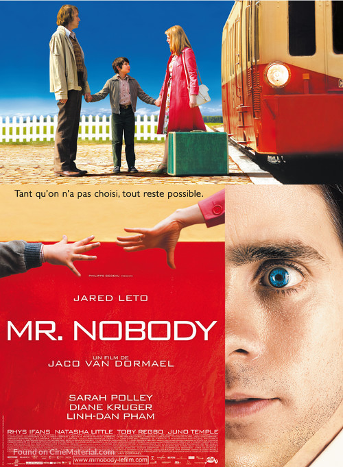 Mr. Nobody - French Movie Poster