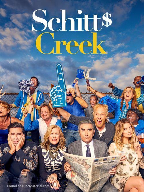 """Schitt's Creek"" - Canadian Video on demand movie cover"