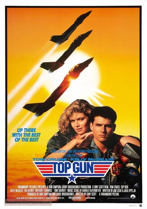 Top Gun - Australian Movie Poster