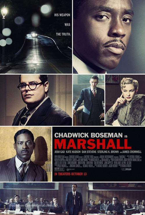 Marshall - Movie Poster