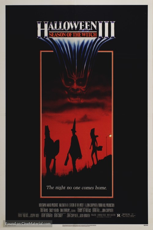 Halloween III: Season of the Witch - Movie Poster