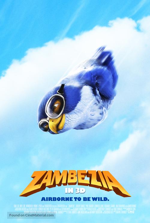 Zambezia - South African Movie Poster