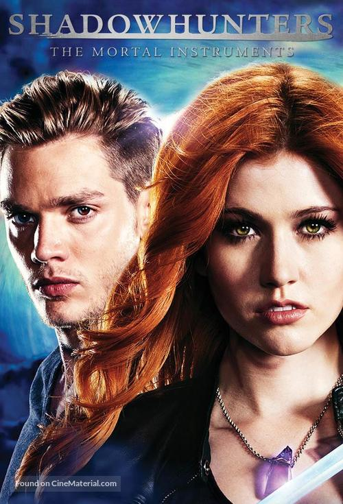 """Shadowhunters"" - Movie Poster"