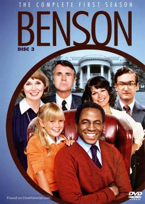 """Benson"" - DVD movie cover"