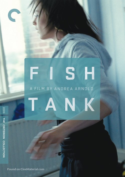 Fish Tank - DVD cover