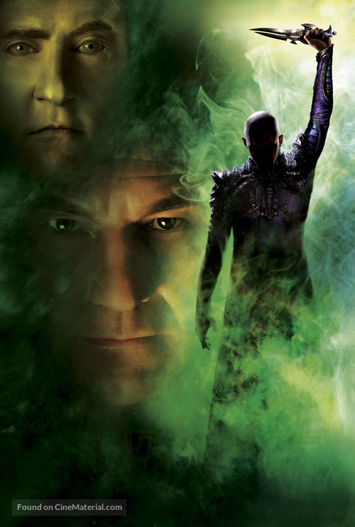 Star Trek: Nemesis - Key art