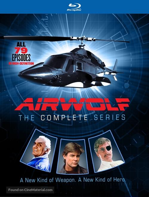 """Airwolf"" - Movie Cover"