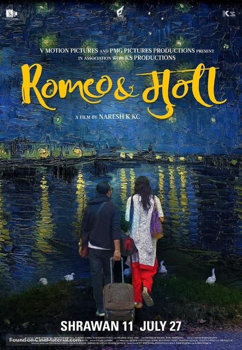 Romeo & Muna - Indian Movie Poster