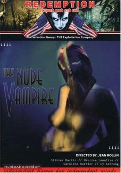 La vampire nue - DVD movie cover