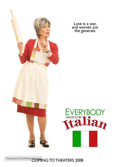 Everybody Wants to Be Italian - Movie Poster