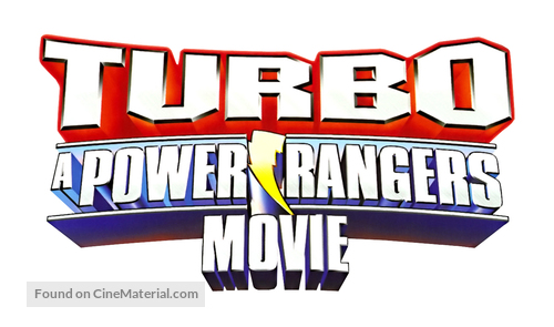 Turbo: A Power Rangers Movie - Logo
