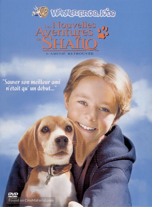 Shiloh - French DVD cover