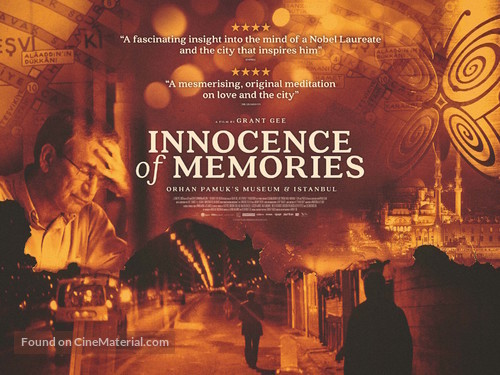 Innocence of Memories - British Movie Poster