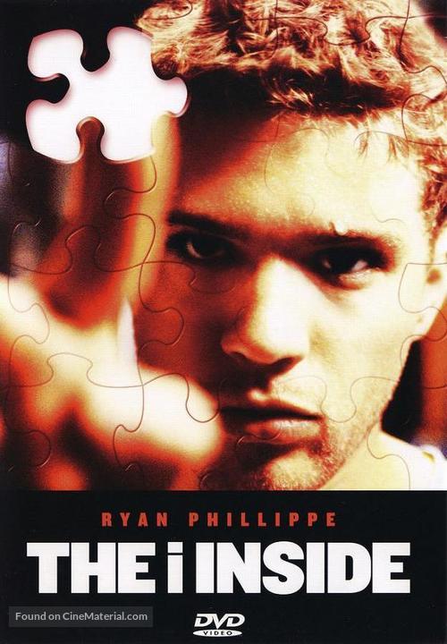 The I Inside - Swedish DVD cover