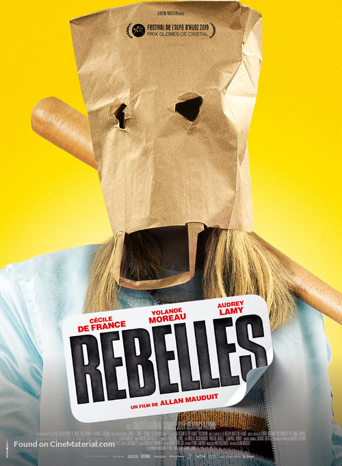 Rebelles - French Movie Poster