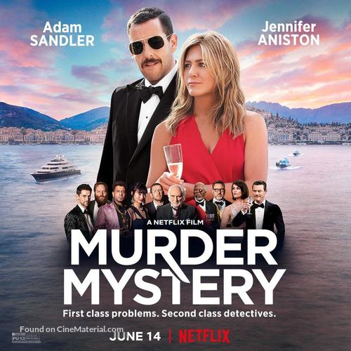 Murder Mystery - Movie Poster