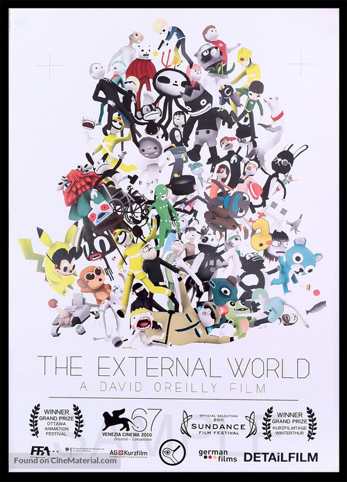 The External World - Movie Poster