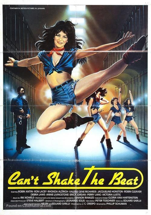 Jailbird Rock - Movie Poster