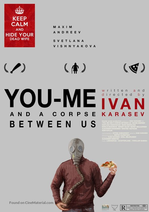 Ty, ya i trup mezhdu nami - Movie Poster