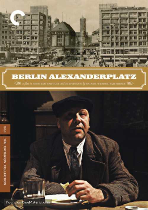 """Berlin Alexanderplatz"" - Movie Cover"