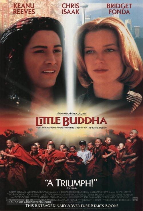 Little Buddha - Movie Poster