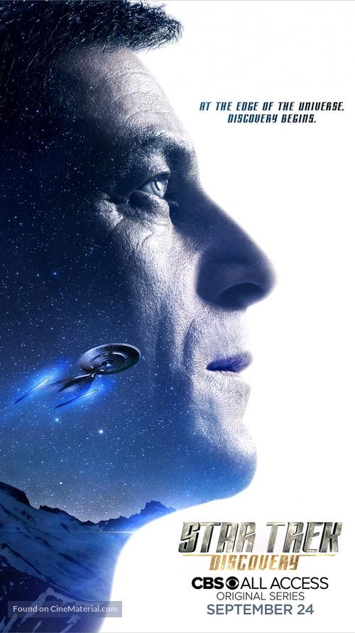 Star Trek Discovery Movie Poster