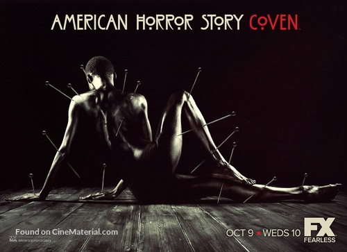 """""""American Horror Story"""" - Movie Poster"""